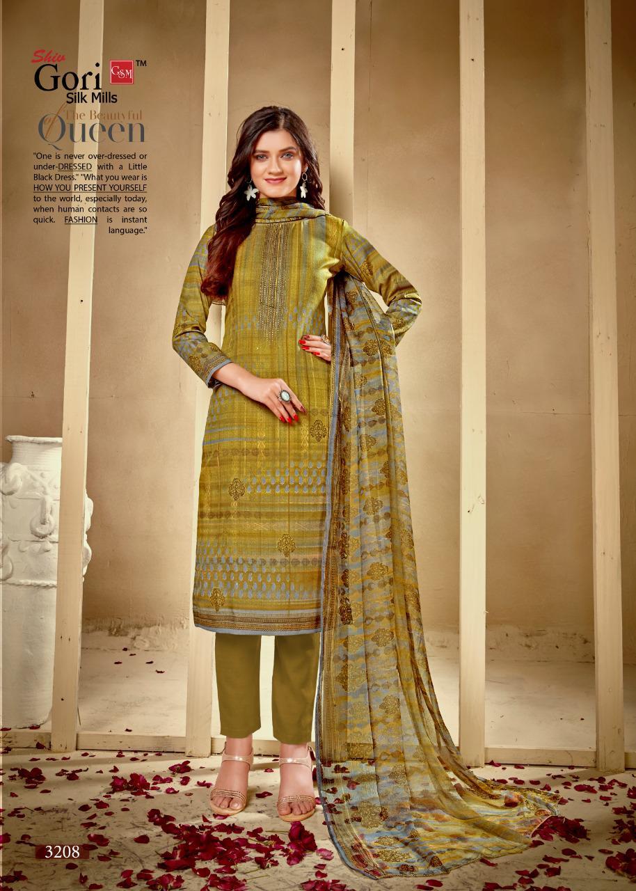 GSM Punjabi Kudi Vol 32 by Shiv Gori Silk Mills Salwar Suit Wholesale Catalog 12 Pcs 13 - GSM Punjabi Kudi Vol 32 by Shiv Gori Silk Mills Salwar Suit Wholesale Catalog 12 Pcs