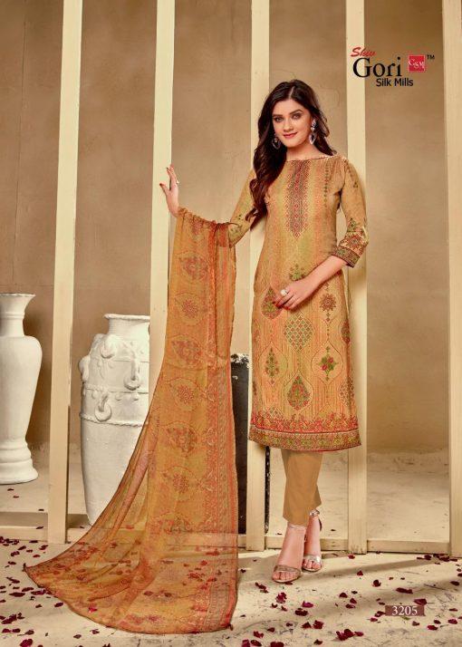 GSM Punjabi Kudi Vol 32 by Shiv Gori Silk Mills Salwar Suit Wholesale Catalog 12 Pcs 4 510x714 - GSM Punjabi Kudi Vol 32 by Shiv Gori Silk Mills Salwar Suit Wholesale Catalog 12 Pcs