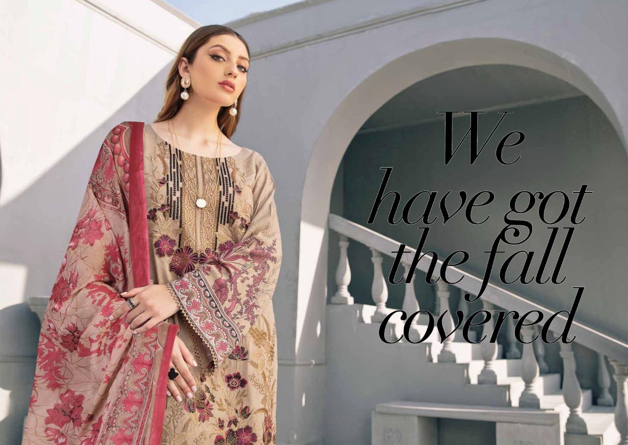 Iris Vol 7 Karachi Cotton Salwar Suit Wholesale Catalog 10 Pcs 12 - Iris Vol 7 Karachi Cotton Salwar Suit Wholesale Catalog 10 Pcs