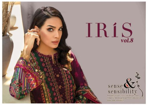 Iris Vol 8 Karachi Cotton Salwar Suit Wholesale Catalog 10 Pcs 1 510x361 - Iris Vol 8 Karachi Cotton Salwar Suit Wholesale Catalog 10 Pcs