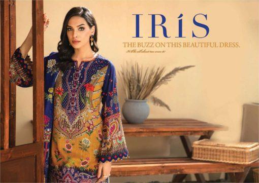 Iris Vol 8 Karachi Cotton Salwar Suit Wholesale Catalog 10 Pcs 3 510x361 - Iris Vol 8 Karachi Cotton Salwar Suit Wholesale Catalog 10 Pcs