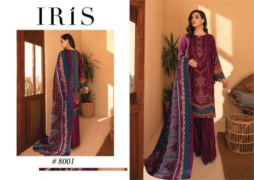 Iris Vol 8 Karachi Cotton Salwar Suit Wholesale Catalog 10 Pcs 4 510x361 - Iris Vol 8 Karachi Cotton Salwar Suit Wholesale Catalog 10 Pcs