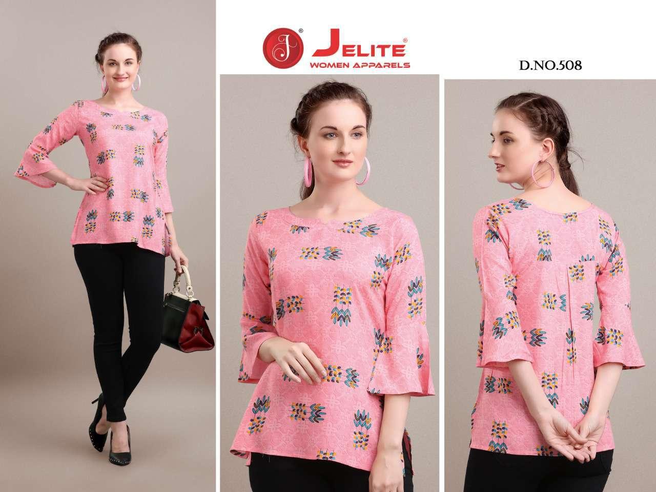 Jelite Camellia Tops Wholesale Catalog 8 Pcs 9 - Jelite Camellia Tops Wholesale Catalog 8 Pcs