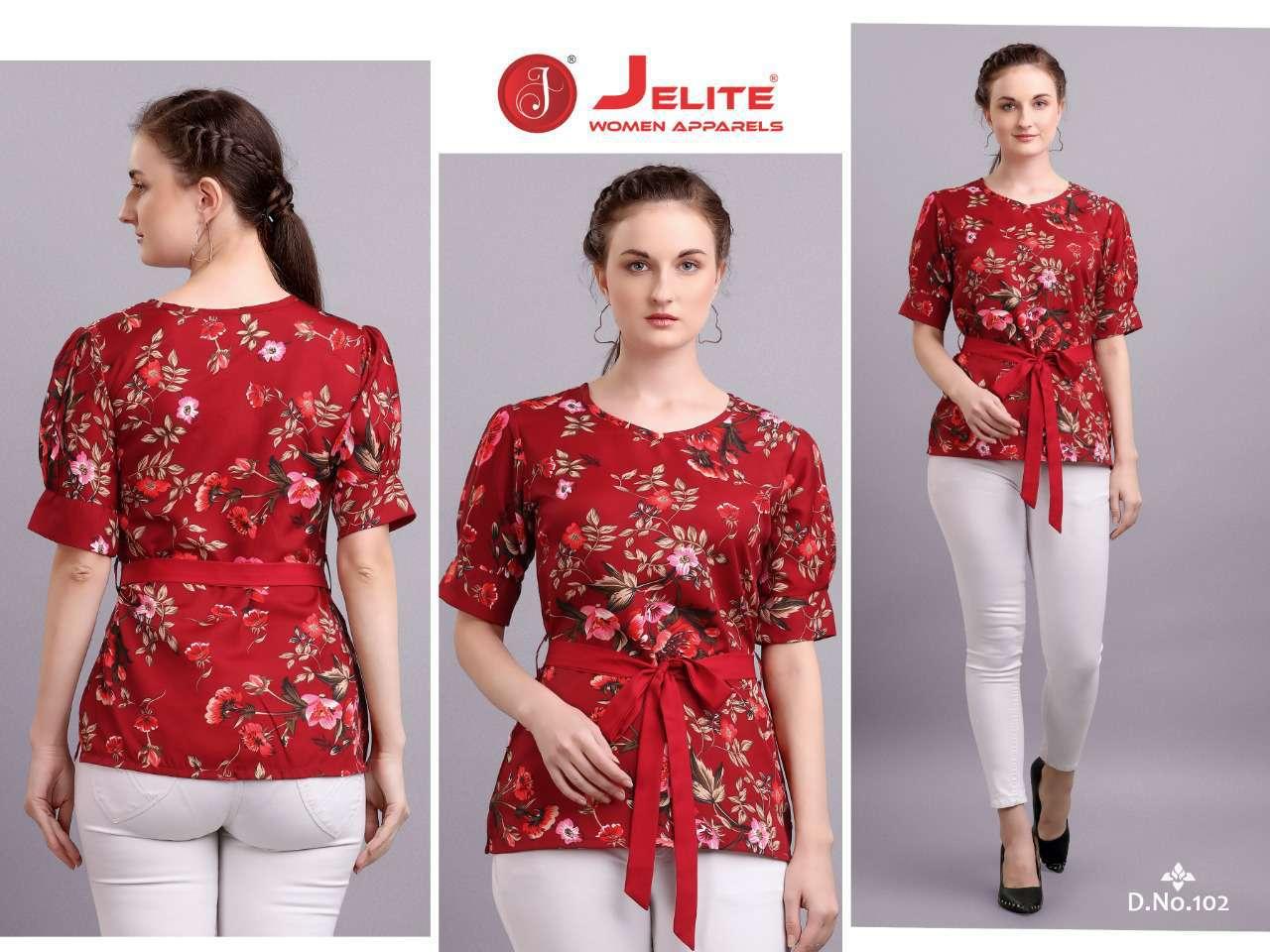 Jelite Tulip Tops Wholesale Catalog 8 Pcs 2 - Jelite Tulip Tops Wholesale Catalog 8 Pcs