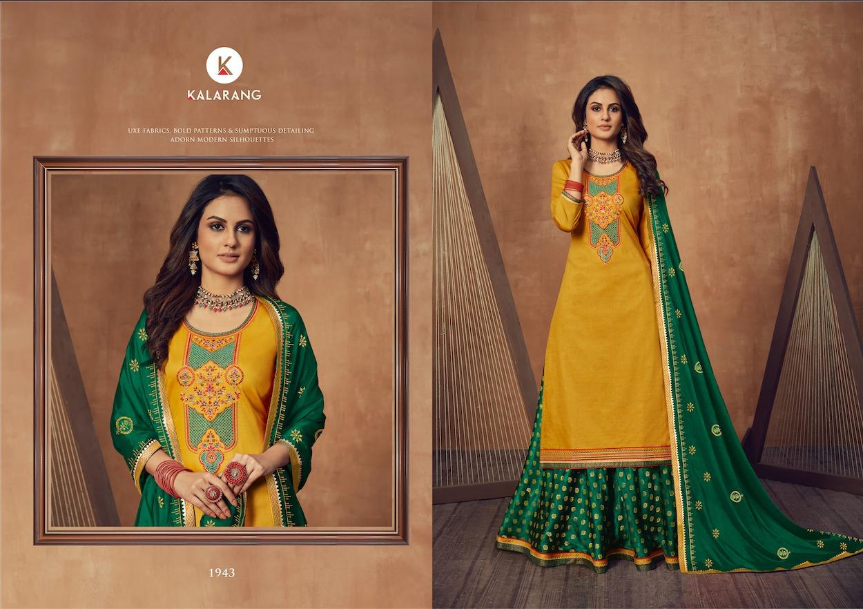 Kalarang Black Berry Vol 3 by Kessi Salwar Suit Wholesale Catalog 4 Pcs 5 - Kalarang Black Berry Vol 3 by Kessi Salwar Suit Wholesale Catalog 4 Pcs