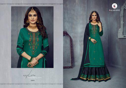 Kalarang Blossom Vol 14 by Kessi Salwar Suit Wholesale Catalog 4 Pcs 2 510x359 - Kalarang Blossom Vol 14 by Kessi Salwar Suit Wholesale Catalog 4 Pcs