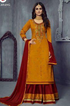 Kalarang Blossom Vol 14 by Kessi Salwar Suit Wholesale Catalog 4 Pcs