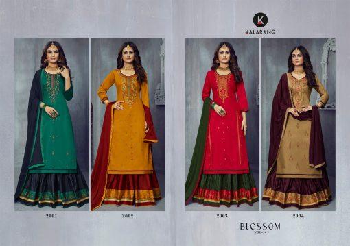 Kalarang Blossom Vol 14 by Kessi Salwar Suit Wholesale Catalog 4 Pcs 7 510x359 - Kalarang Blossom Vol 14 by Kessi Salwar Suit Wholesale Catalog 4 Pcs