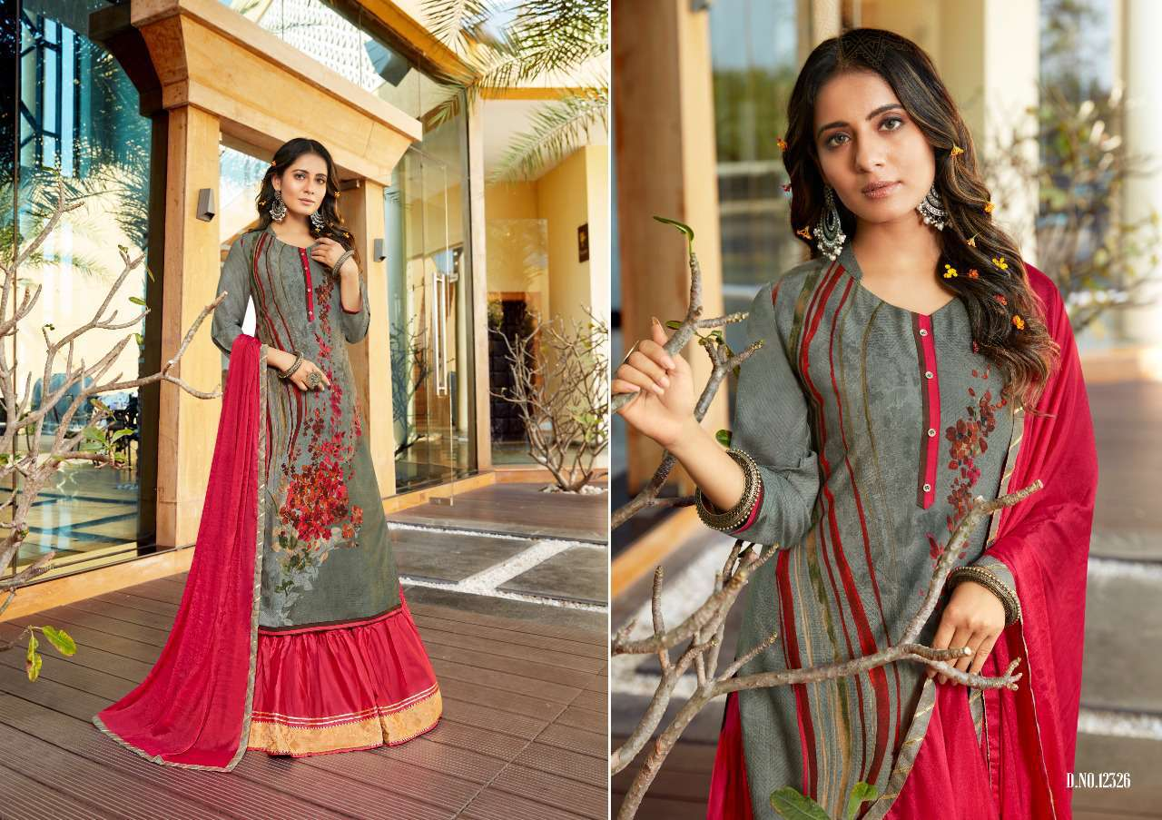 Kalaroop Venue Vol 2 by Kessi Readymade Salwar Suit Wholesale Catalog 4 Pcs 2 - Kalaroop Venue Vol 2 by Kessi Readymade Salwar Suit Wholesale Catalog 4 Pcs