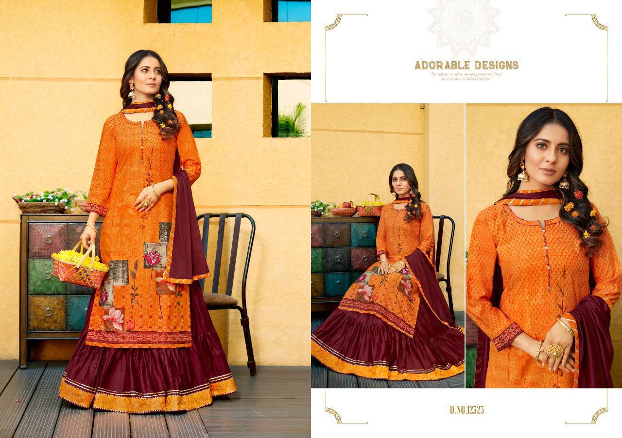 Kalaroop Venue Vol 2 by Kessi Readymade Salwar Suit Wholesale Catalog 4 Pcs 3 - Kalaroop Venue Vol 2 by Kessi Readymade Salwar Suit Wholesale Catalog 4 Pcs