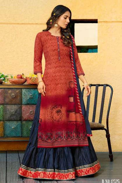 Kalaroop Venue Vol 2 by Kessi Readymade Salwar Suit Wholesale Catalog 4 Pcs