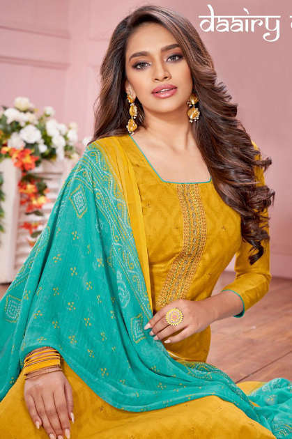 Kapil Trendz Daairy Don Vol 25 Salwar Suit Wholesale Catalog 14 Pcs - Kapil Trendz Daairy Don Vol 25 Salwar Suit Wholesale Catalog 14 Pcs