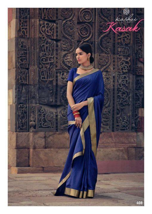Kashvi Kasak by Lt Fabrics Saree Sari Wholesale Catalog 10 Pcs 16 510x719 - Kashvi Kasak by Lt Fabrics Saree Sari Wholesale Catalog 10 Pcs