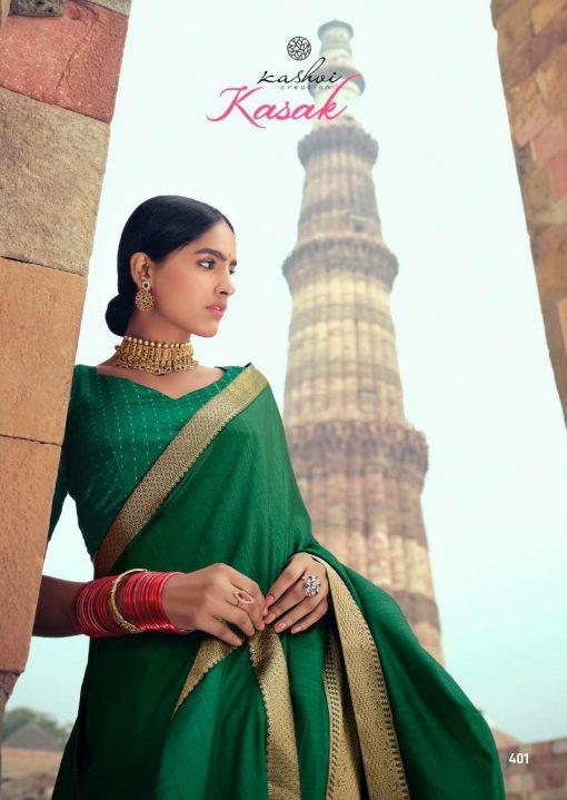 Kashvi Kasak by Lt Fabrics Saree Sari Wholesale Catalog 10 Pcs 20 510x719 - Kashvi Kasak by Lt Fabrics Saree Sari Wholesale Catalog 10 Pcs