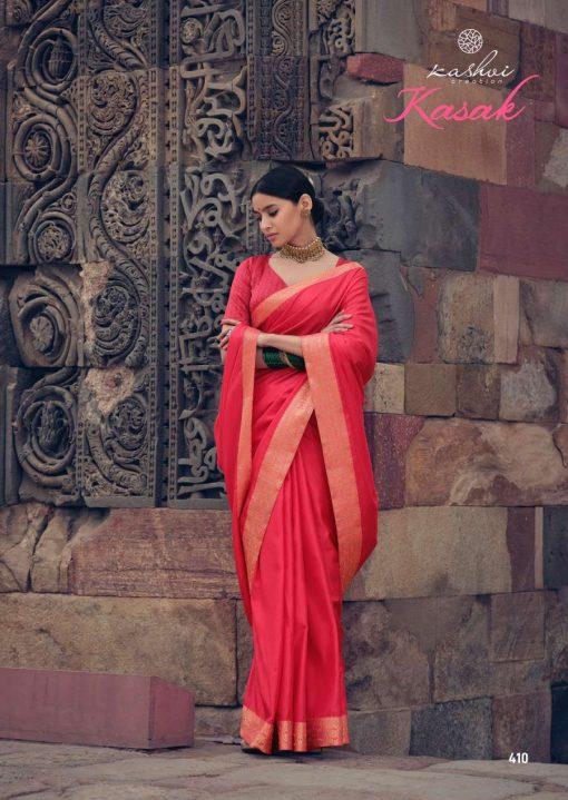 Kashvi Kasak by Lt Fabrics Saree Sari Wholesale Catalog 10 Pcs 21 510x719 - Kashvi Kasak by Lt Fabrics Saree Sari Wholesale Catalog 10 Pcs