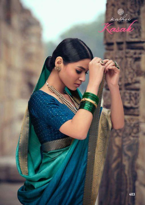 Kashvi Kasak by Lt Fabrics Saree Sari Wholesale Catalog 10 Pcs 3 510x719 - Kashvi Kasak by Lt Fabrics Saree Sari Wholesale Catalog 10 Pcs