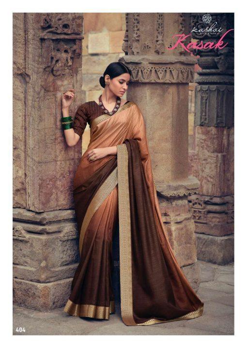 Kashvi Kasak by Lt Fabrics Saree Sari Wholesale Catalog 10 Pcs 8 510x719 - Kashvi Kasak by Lt Fabrics Saree Sari Wholesale Catalog 10 Pcs