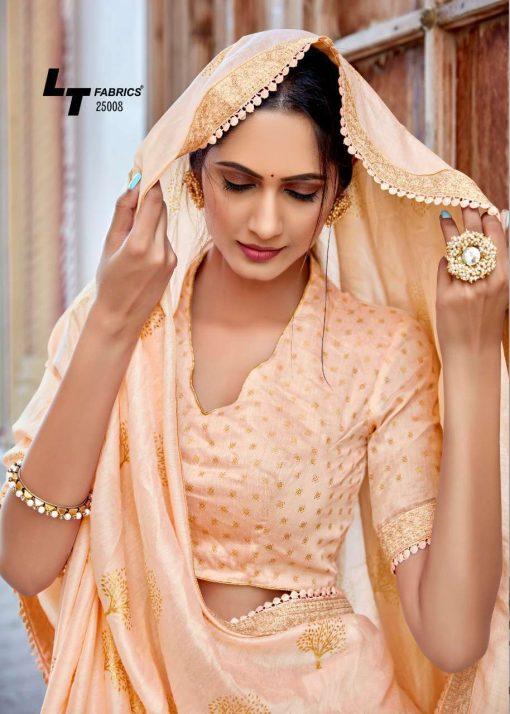 Kashvi Khwaab by Lt Fabrics Saree Sari Wholesale Catalog 10 Pcs 18 510x714 - Kashvi Khwaab by Lt Fabrics Saree Sari Wholesale Catalog 10 Pcs