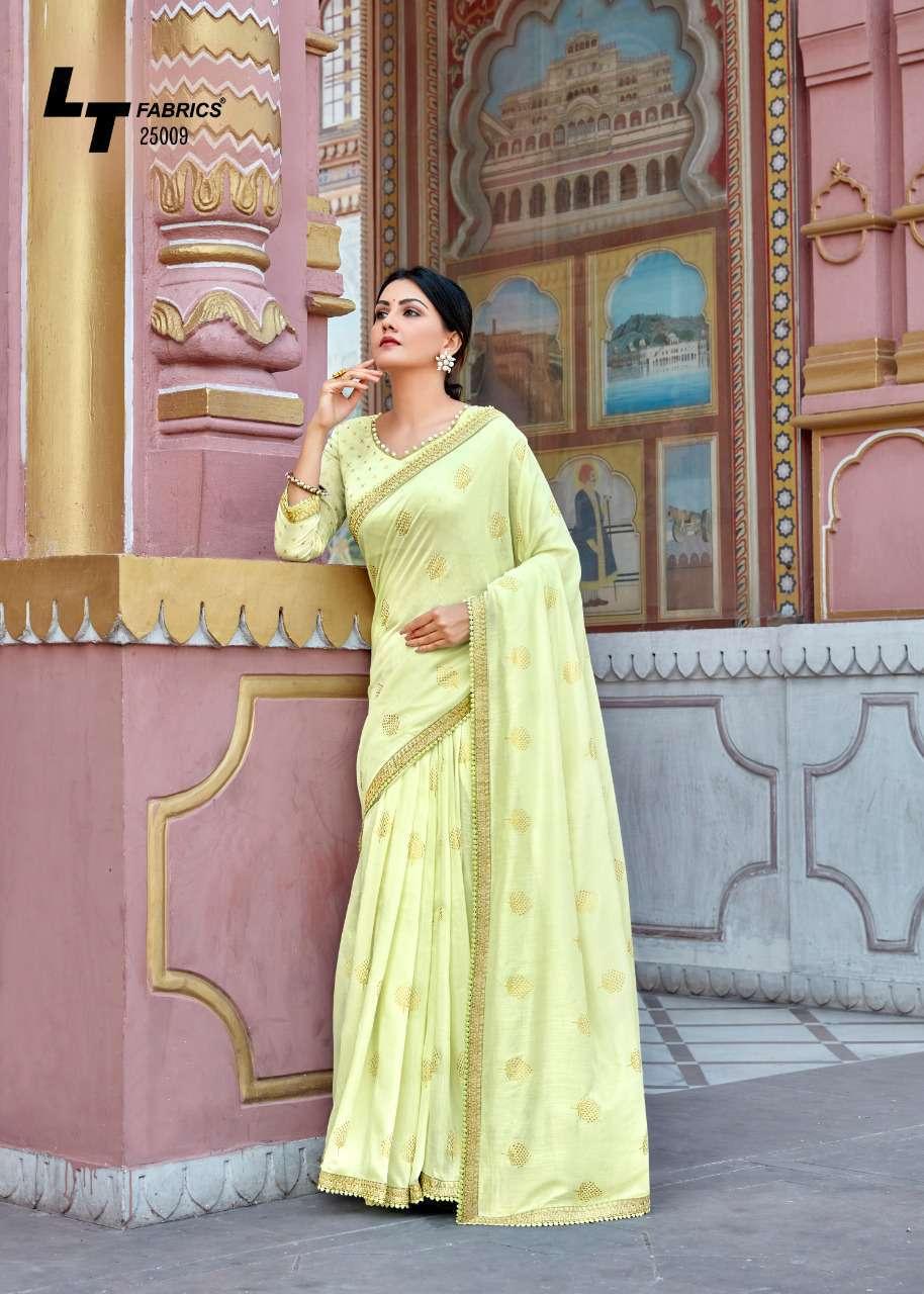 Kashvi Khwaab by Lt Fabrics Saree Sari Wholesale Catalog 10 Pcs 20 - Kashvi Khwaab by Lt Fabrics Saree Sari Wholesale Catalog 10 Pcs