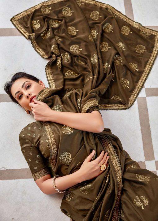 Kashvi Khwaab by Lt Fabrics Saree Sari Wholesale Catalog 10 Pcs 25 510x714 - Kashvi Khwaab by Lt Fabrics Saree Sari Wholesale Catalog 10 Pcs