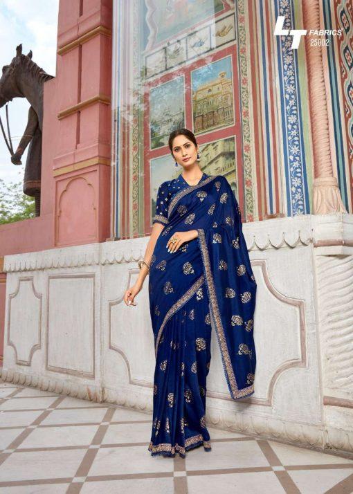 Kashvi Khwaab by Lt Fabrics Saree Sari Wholesale Catalog 10 Pcs 3 510x714 - Kashvi Khwaab by Lt Fabrics Saree Sari Wholesale Catalog 10 Pcs