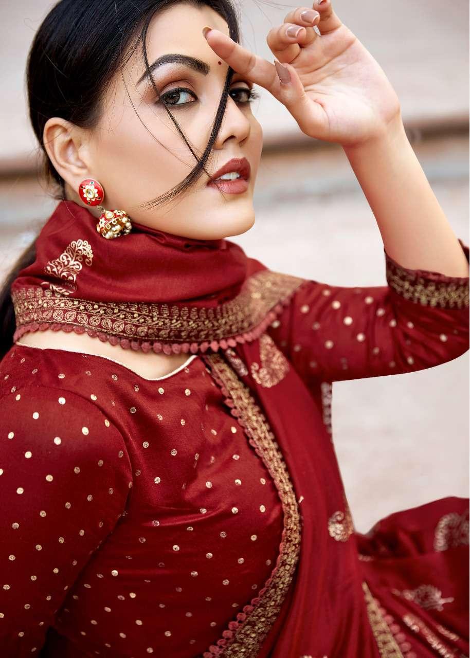Kashvi Khwaab by Lt Fabrics Saree Sari Wholesale Catalog 10 Pcs 4 - Kashvi Khwaab by Lt Fabrics Saree Sari Wholesale Catalog 10 Pcs