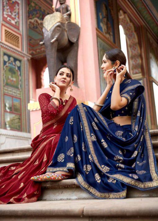 Kashvi Khwaab by Lt Fabrics Saree Sari Wholesale Catalog 10 Pcs 6 510x714 - Kashvi Khwaab by Lt Fabrics Saree Sari Wholesale Catalog 10 Pcs