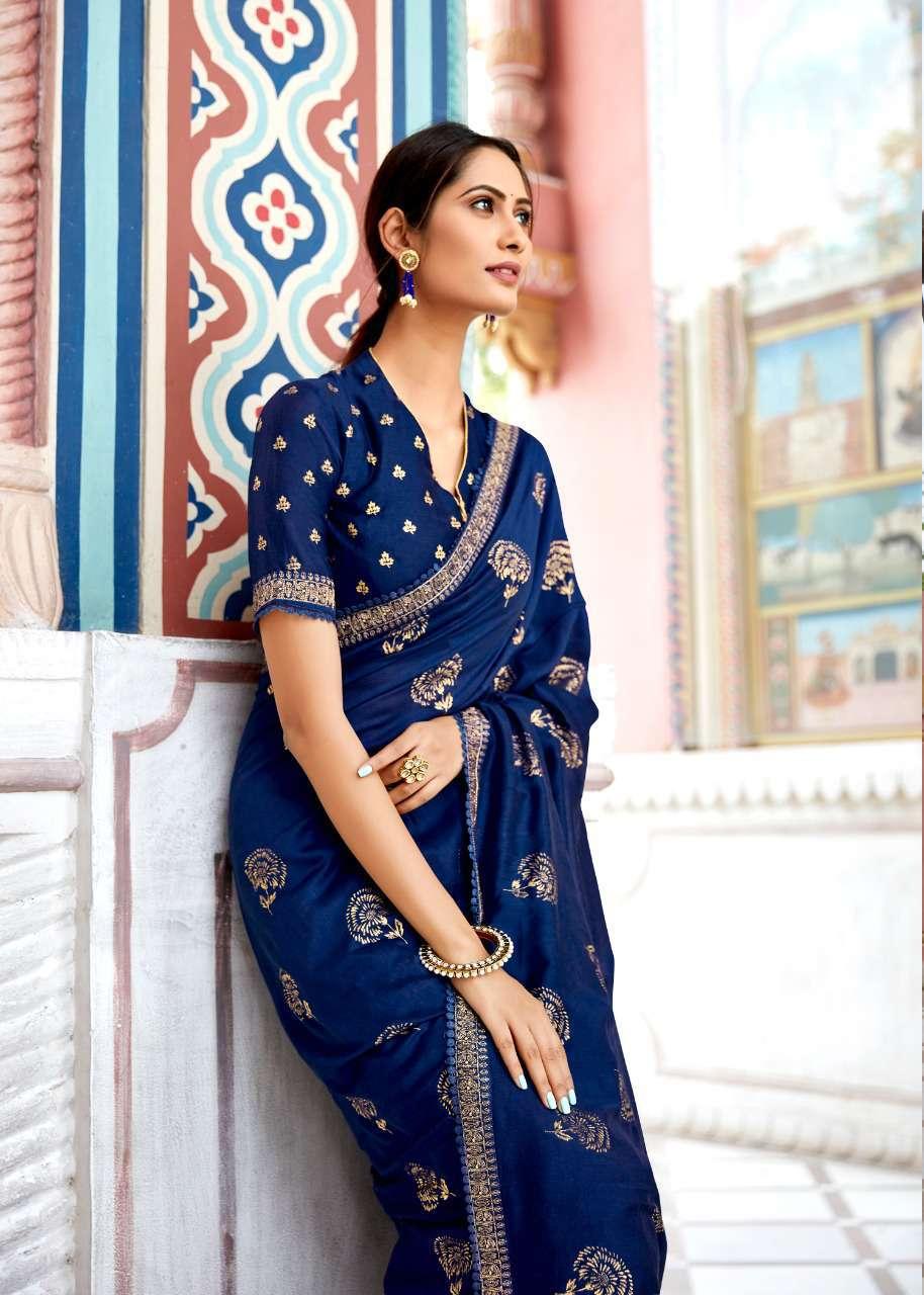 Kashvi Khwaab by Lt Fabrics Saree Sari Wholesale Catalog 10 Pcs 8 - Kashvi Khwaab by Lt Fabrics Saree Sari Wholesale Catalog 10 Pcs