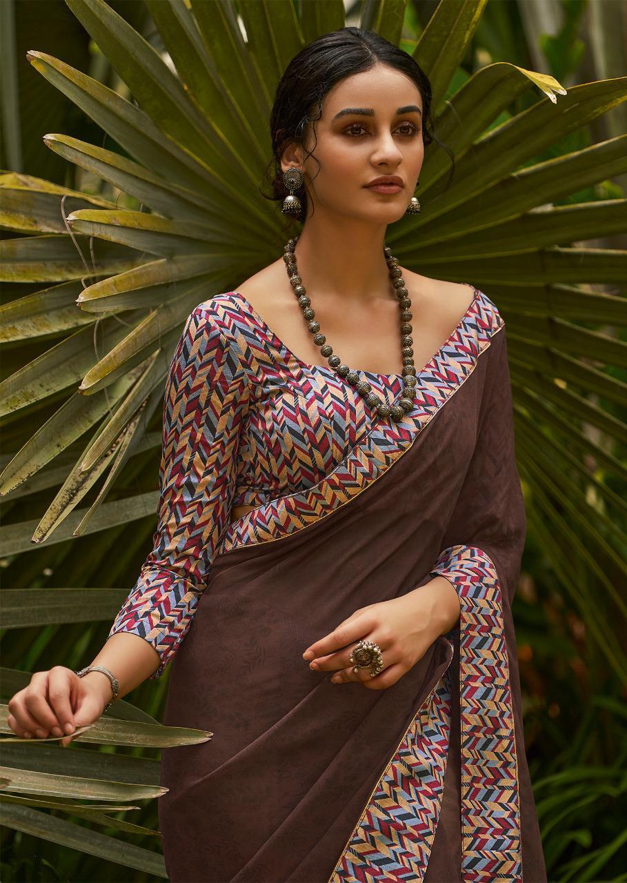 Kashvi Mehar by Lt Fabrics Saree Sari Wholesale Catalog 10 Pcs 12 - Kashvi Mehr by Lt Fabrics Saree Sari Wholesale Catalog 10 Pcs