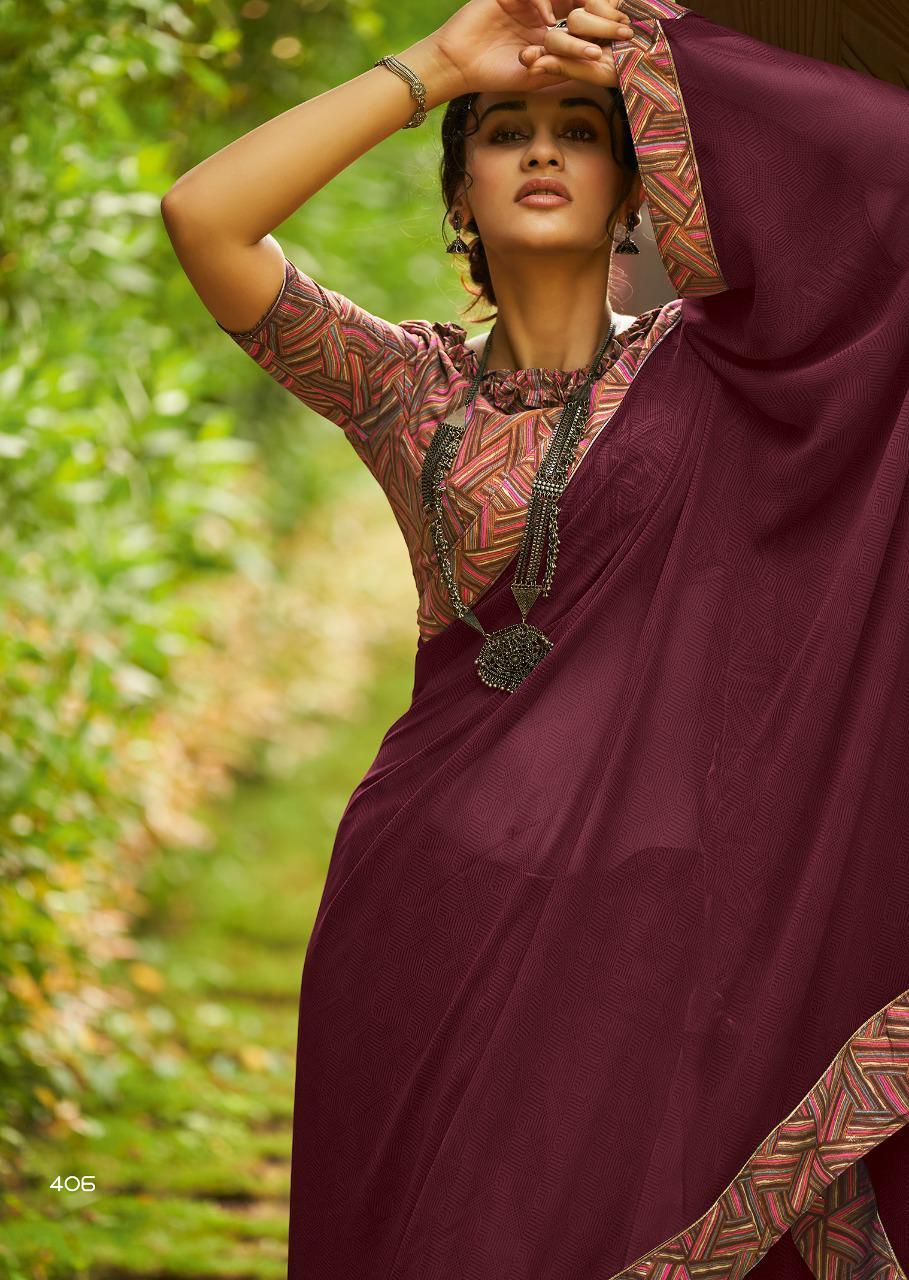 Kashvi Mehar by Lt Fabrics Saree Sari Wholesale Catalog 10 Pcs 18 - Kashvi Mehr by Lt Fabrics Saree Sari Wholesale Catalog 10 Pcs