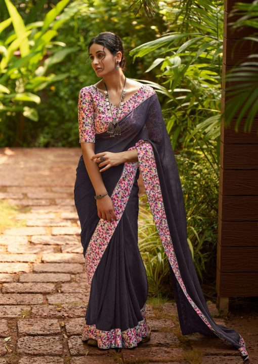 Kashvi Mehar by Lt Fabrics Saree Sari Wholesale Catalog 10 Pcs 28 510x718 - Kashvi Mehr by Lt Fabrics Saree Sari Wholesale Catalog 10 Pcs