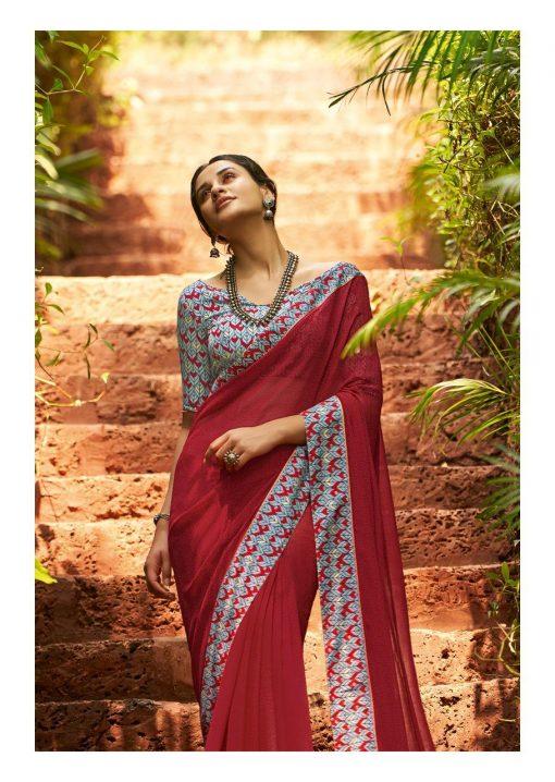 Kashvi Mehar by Lt Fabrics Saree Sari Wholesale Catalog 10 Pcs 3 510x718 - Kashvi Mehr by Lt Fabrics Saree Sari Wholesale Catalog 10 Pcs