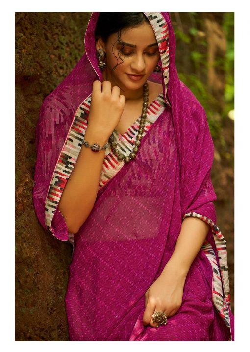 Kashvi Mehar by Lt Fabrics Saree Sari Wholesale Catalog 10 Pcs 8 510x718 - Kashvi Mehr by Lt Fabrics Saree Sari Wholesale Catalog 10 Pcs