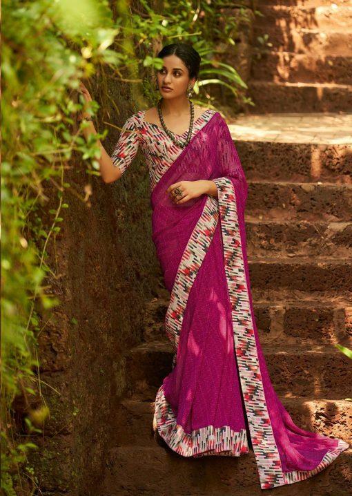 Kashvi Mehar by Lt Fabrics Saree Sari Wholesale Catalog 10 Pcs 9 510x718 - Kashvi Mehr by Lt Fabrics Saree Sari Wholesale Catalog 10 Pcs