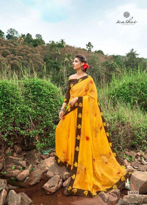 Kashvi Rutba by Lt Fabrics Saree Sari Wholesale Catalog 10 Pcs 16 1 510x714 - Kashvi Rutba by Lt Fabrics Saree Sari Wholesale Catalog 10 Pcs