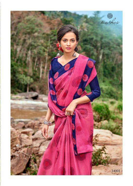 Kashvi Rutba by Lt Fabrics Saree Sari Wholesale Catalog 10 Pcs 2 1 510x714 - Kashvi Rutba by Lt Fabrics Saree Sari Wholesale Catalog 10 Pcs