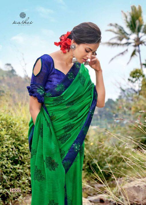 Kashvi Rutba by Lt Fabrics Saree Sari Wholesale Catalog 10 Pcs 5 1 510x714 - Kashvi Rutba by Lt Fabrics Saree Sari Wholesale Catalog 10 Pcs