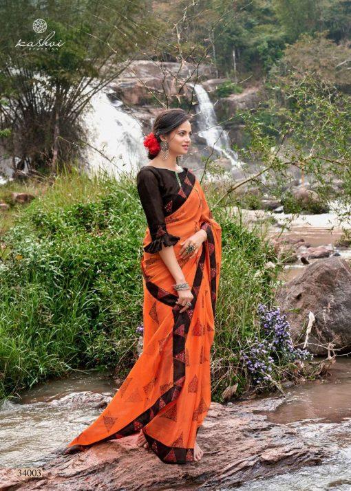 Kashvi Rutba by Lt Fabrics Saree Sari Wholesale Catalog 10 Pcs 6 1 510x714 - Kashvi Rutba by Lt Fabrics Saree Sari Wholesale Catalog 10 Pcs