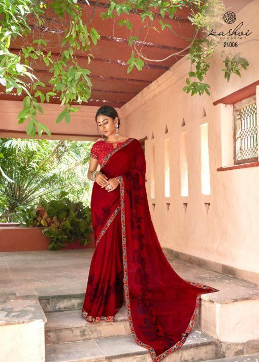 Kashvi Sadhna by Lt Fabrics Saree Sari Wholesale Catalog 10 Pcs 16 510x714 - Kashvi Sadhna by Lt Fabrics Saree Sari Wholesale Catalog 10 Pcs