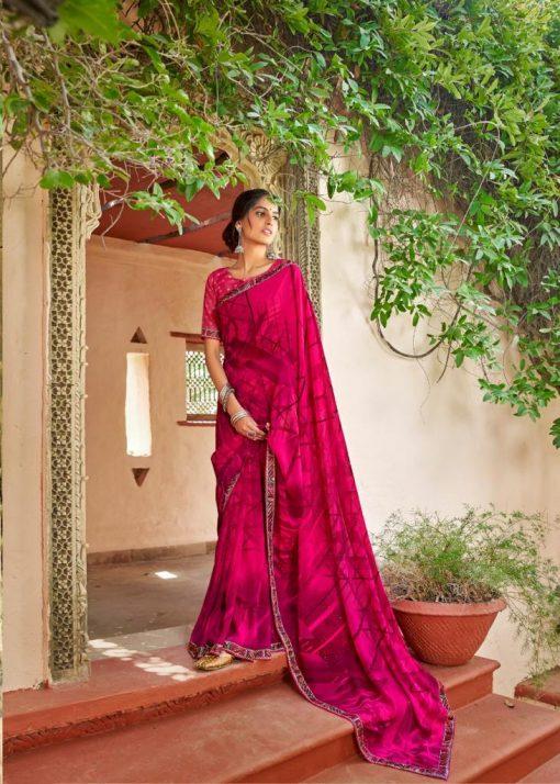 Kashvi Sadhna by Lt Fabrics Saree Sari Wholesale Catalog 10 Pcs 21 510x714 - Kashvi Sadhna by Lt Fabrics Saree Sari Wholesale Catalog 10 Pcs