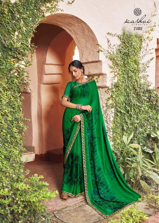 Kashvi Sadhna by Lt Fabrics Saree Sari Wholesale Catalog 10 Pcs 6 510x714 - Kashvi Sadhna by Lt Fabrics Saree Sari Wholesale Catalog 10 Pcs