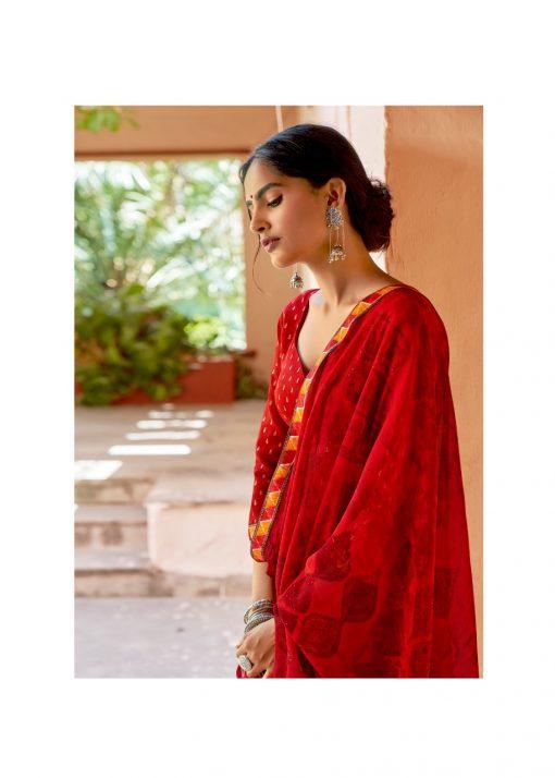 Kashvi Sadhna by Lt Fabrics Saree Sari Wholesale Catalog 10 Pcs 8 510x714 - Kashvi Sadhna by Lt Fabrics Saree Sari Wholesale Catalog 10 Pcs