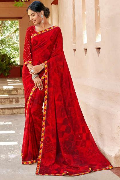 Kashvi Sadhna by Lt Fabrics Saree Sari Wholesale Catalog 10 Pcs - Kashvi Sadhna by Lt Fabrics Saree Sari Wholesale Catalog 10 Pcs