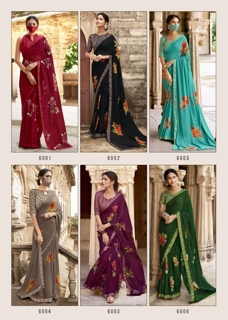 Kashvi Sanskrit by Lt Fabrics Saree Sari Wholesale Catalog 10 Pcs 23 - Kashvi Sanskrit by Lt Fabrics Saree Sari Wholesale Catalog 10 Pcs