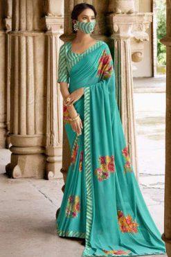 Kashvi Sanskrit by Lt Fabrics Saree Sari Wholesale Catalog 10 Pcs 247x371 - Manya Stripes Kurti Wholesale Catalog 6 Pcs