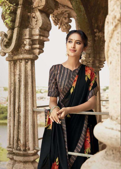 Kashvi Sanskrit by Lt Fabrics Saree Sari Wholesale Catalog 10 Pcs 4 510x714 - Kashvi Sanskrit by Lt Fabrics Saree Sari Wholesale Catalog 10 Pcs