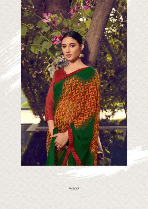 Kashvi Zubaida Vol 2 by Lt Fabrics Saree Sari Wholesale Catalog 10 Pcs 13 510x718 - Kashvi Zubaida Vol 2 by Lt Fabrics Saree Sari Wholesale Catalog 10 Pcs