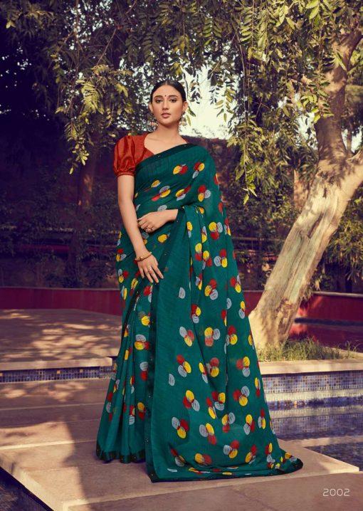 Kashvi Zubaida Vol 2 by Lt Fabrics Saree Sari Wholesale Catalog 10 Pcs 2 510x718 - Kashvi Zubaida Vol 2 by Lt Fabrics Saree Sari Wholesale Catalog 10 Pcs