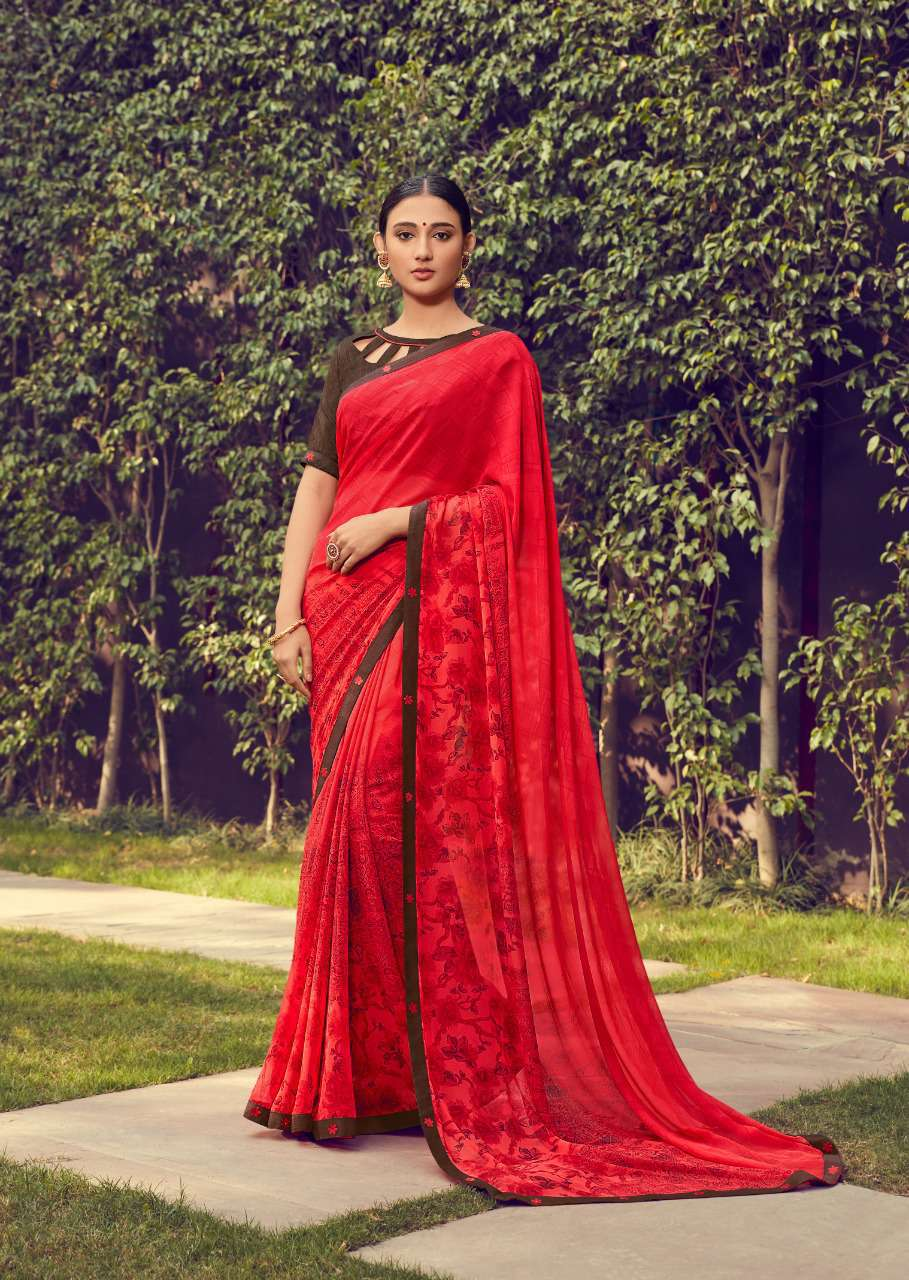 Kashvi Zubaida Vol 2 by Lt Fabrics Saree Sari Wholesale Catalog 10 Pcs 21 - Kashvi Zubaida Vol 2 by Lt Fabrics Saree Sari Wholesale Catalog 10 Pcs