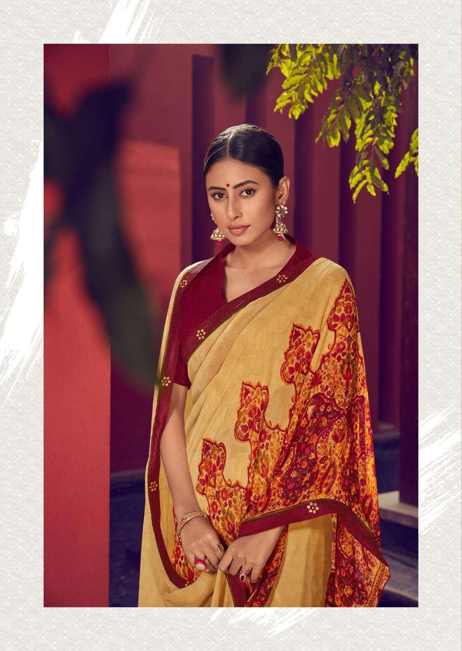 Kashvi Zubaida Vol 2 by Lt Fabrics Saree Sari Wholesale Catalog 10 Pcs 3 - Kashvi Zubaida Vol 2 by Lt Fabrics Saree Sari Wholesale Catalog 10 Pcs